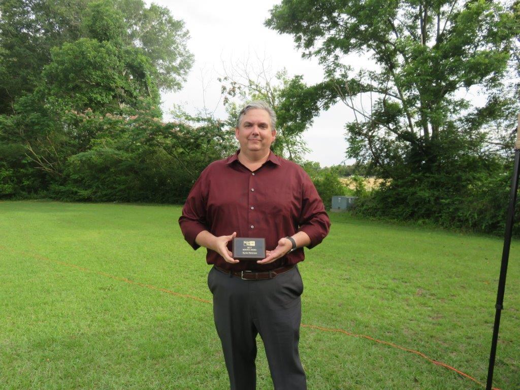 2017 United Way Service Award - Kevin Patterson